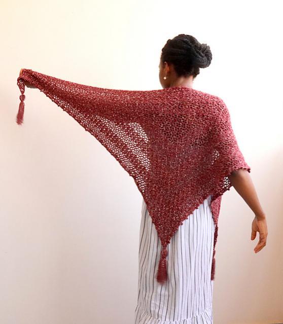 C2C Mesh Shawl for Women-shawl2-jpg