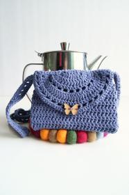 Eyelet Crochet Purse for Girls or Women-bag-jpg