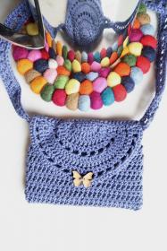 Eyelet Crochet Purse for Girls or Women-bag2-jpg