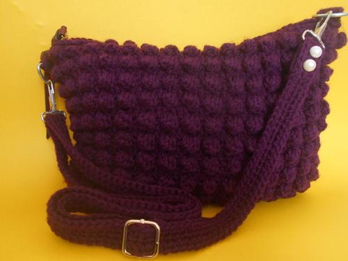 Easy Bobble Stitch Purse Free Crochet Pattern (English)-easy-bobble-stitch-purse-free-crochet-pattern-jpg