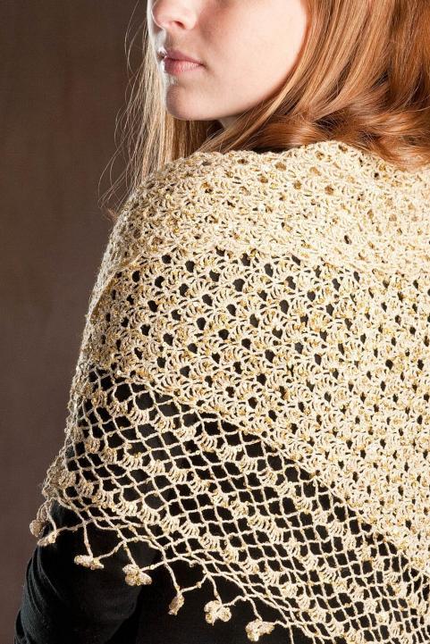 Crocheted Shawl for Women-shawl-jpg