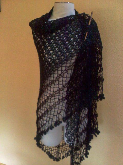 Crocheted Shawl for Women-shawl2-jpg