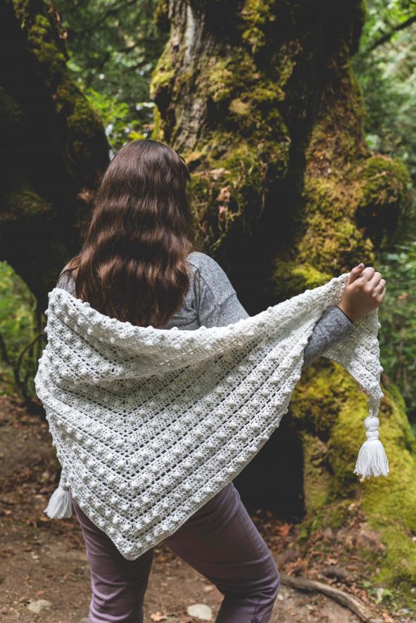 Le Nuage Wrap for Women-shawl1-jpg