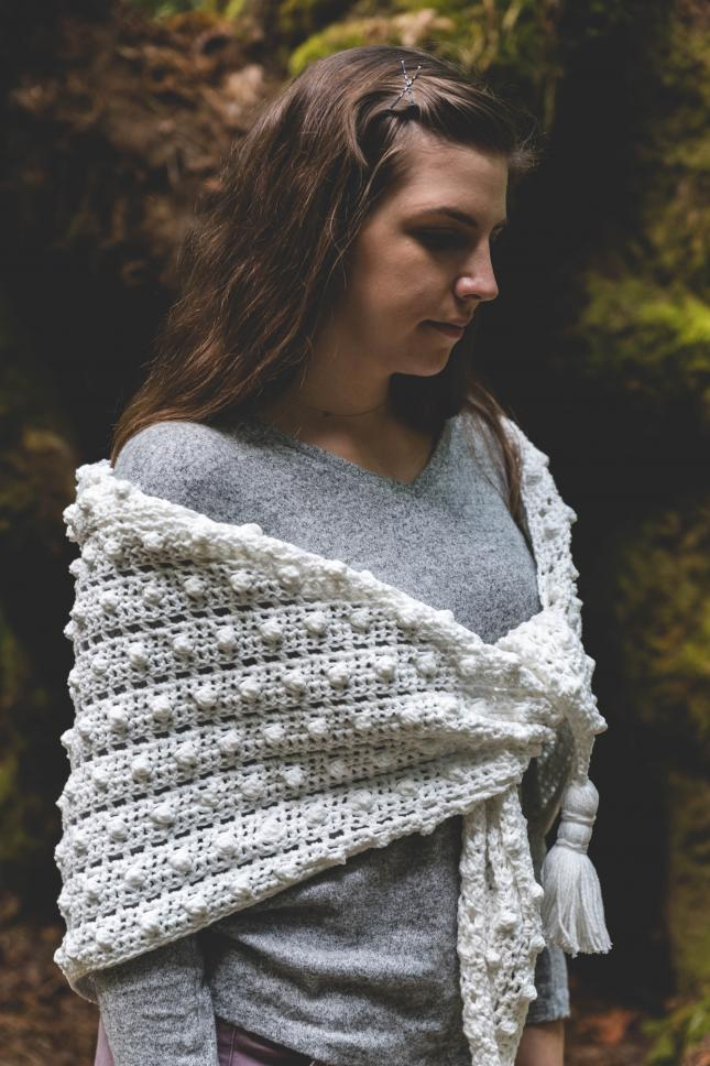 Le Nuage Wrap for Women-shawl2-jpg