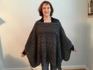 Perfect Fall Poncho for Women, fits most adults-fall2-jpg