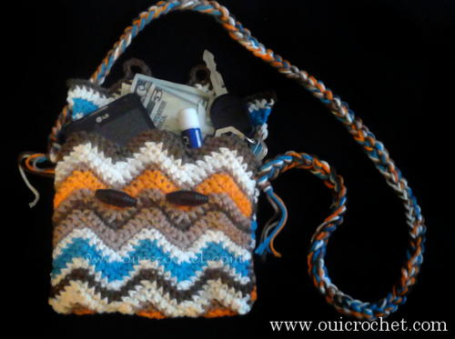 Southwestern Chevron Hip Purse Free Crochet Pattern (English)-southwestern-chevron-hip-purse-free-crochet-pattern-jpg