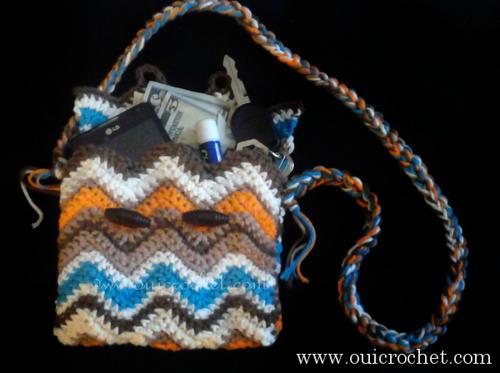 Southwestern Chevron Hip Purse Free Crochet Pattern (English)-southwestern-chevron-hip-purse-free-crochet-pattern-jpg