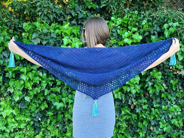 Portside Triangle Scarf for Women-scarf1-jpg
