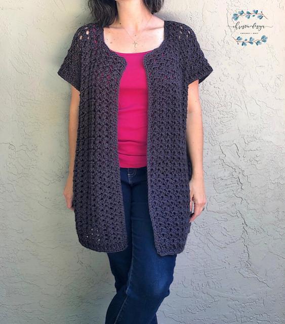 Sorella Cardigan for Women, XS-5X-cardigan1-jpg