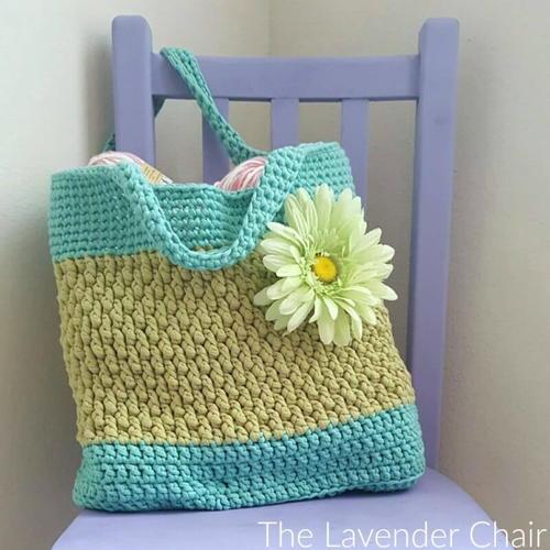 Brickwork Beach Bag Free Crochet Pattern (English)-brickwork-beach-bag-free-crochet-pattern-jpg