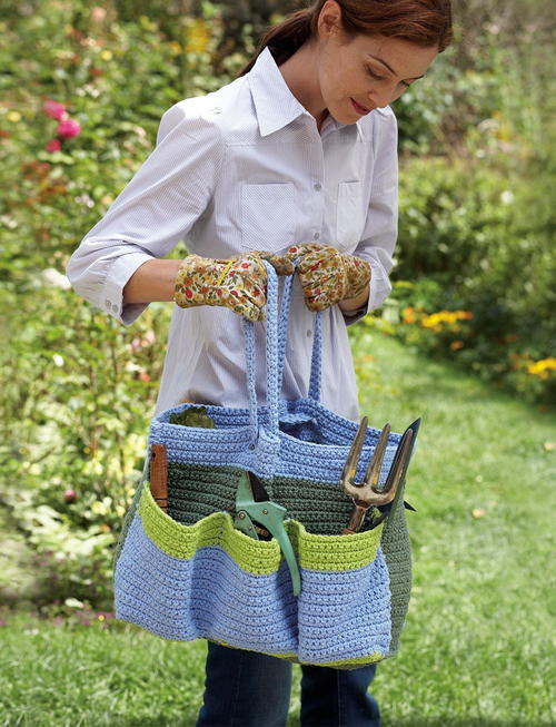 Helping Hands Garden Bag Free Crochet Pattern (English)-helping-hands-garden-bag-free-crochet-pattern-jpg