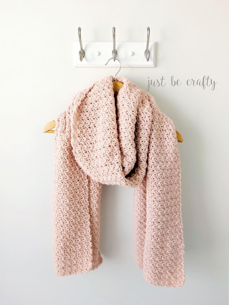 Shimmer Crochet Wrap for Women-shimmer-crochet-scarf1-jpg