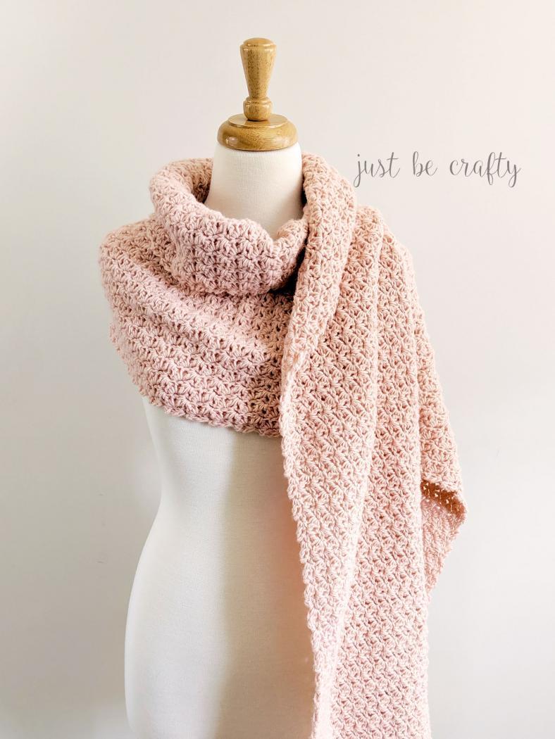 Shimmer Crochet Wrap for Women-shimmer-crochet-scarf7-jpg