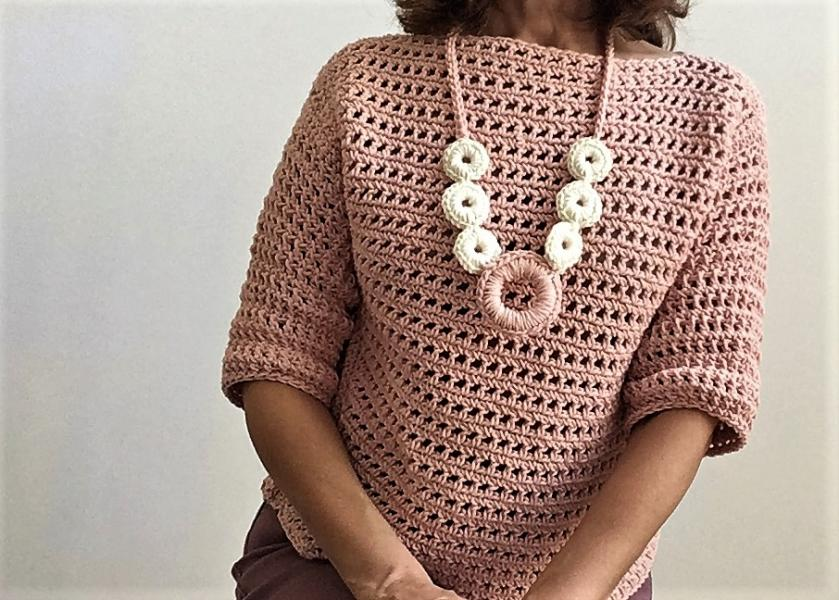 Crazy Cool Blushing Autumn Sweater for Women, S onlu, also adjustable-sweater1-jpg