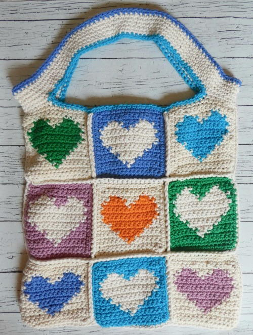 Hearts of Love Tote Bag Free Crochet Pattern (English)-hearts-love-tote-bag-free-crochet-pattern-jpg