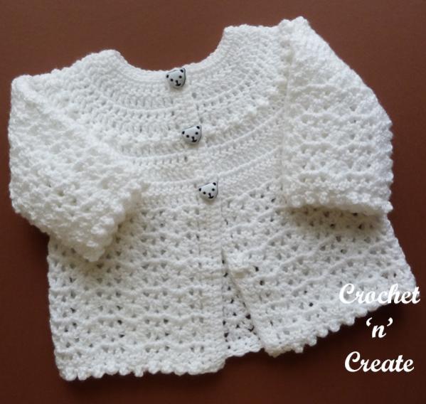 Baby Baptism Coat, 3-6 mos-coat3-jpg
