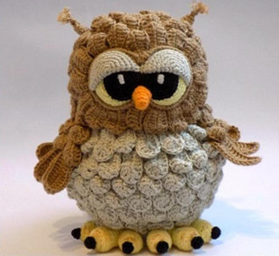 Finally - One Down!-toy-owl-2-jpg