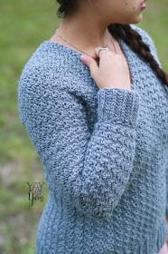 Textured Pullover for Women, XS-5X-pullover3-jpg