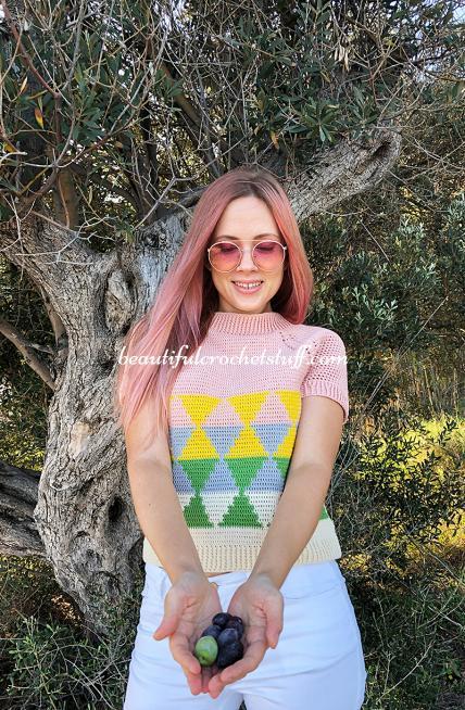 Raglan Sweater Free Pattern-crochet-triangle-sweater-free-pattern-jpg