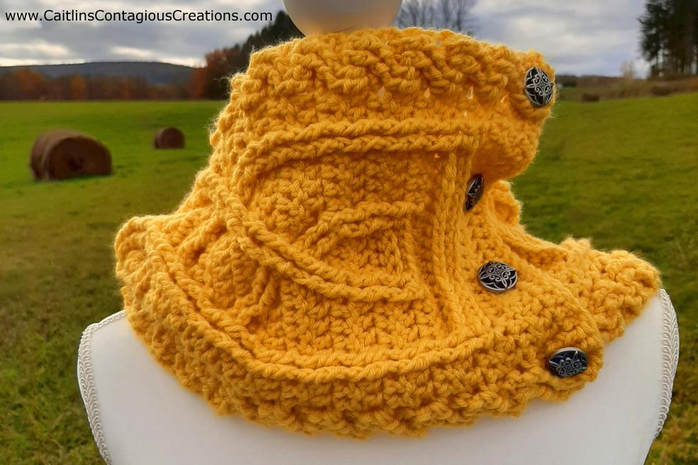Cables and Twists Cowl for Women-cowl3-jpg