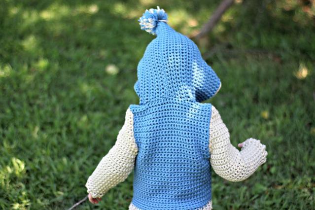 Penguin Pal Hoodue for Children, 2-8-hoodie3-jpg
