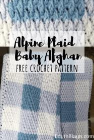 Alpine Plaid Baby Afghan-afghan1-jpg