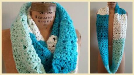 Cake Dots Scarf Free Crochet Pattern (English)-cake-dots-scarf-free-crochet-pattern-jpg