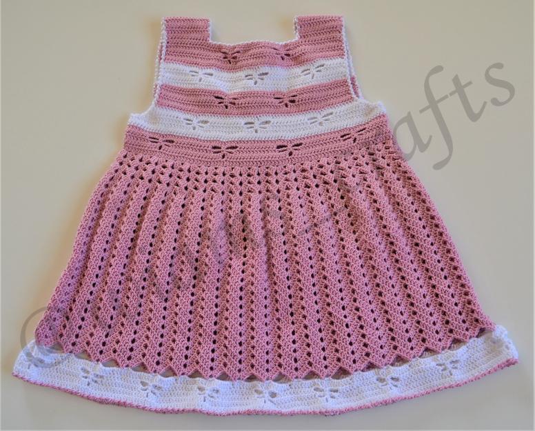 Dragonfly Toddler Dress for Girls, 4-5 yrs-dress1-jpg