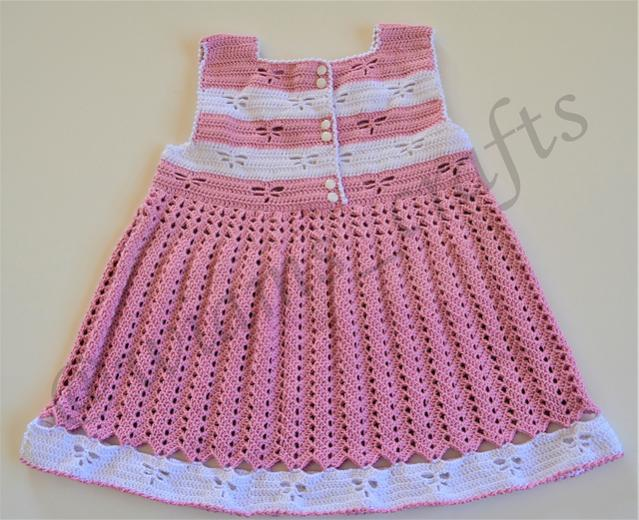 Dragonfly Toddler Dress for Girls, 4-5 yrs-dress4-jpg