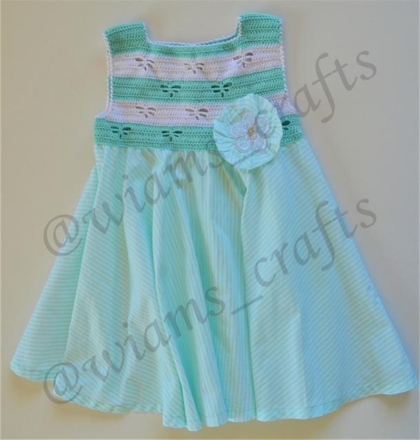 Dragonfly Toddler Dress for Girls, 4-5 yrs-dress3-jpg