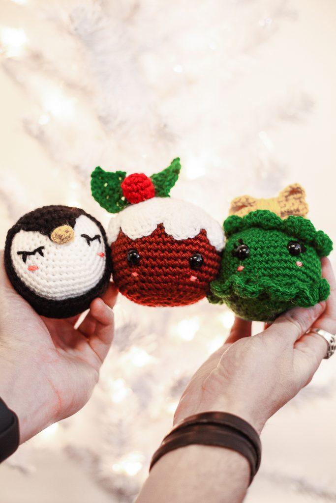 Four Cute Christmas Ornaments-ornament1-jpg