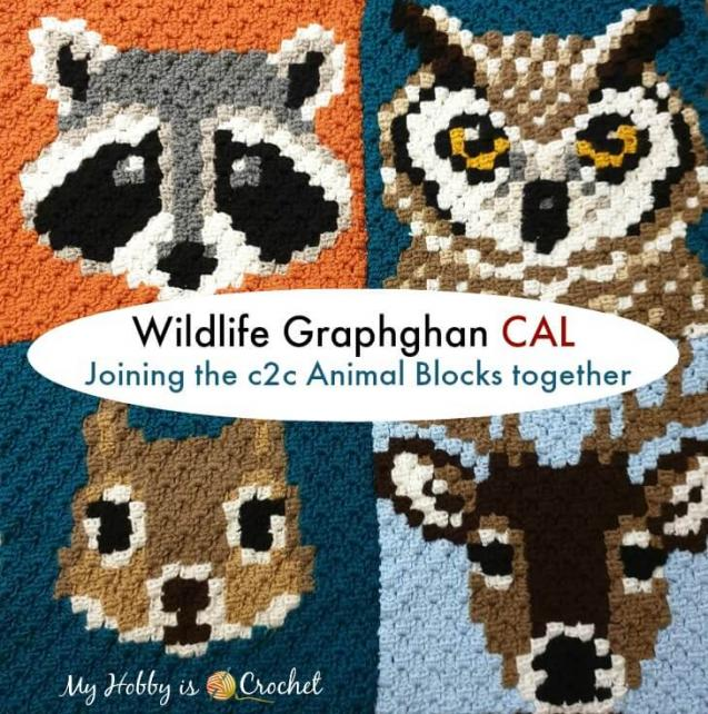 How to Join the Wildlife C2C Squares Together-joining-c2c-blocks-wildlife-graphghan-cal-jpg