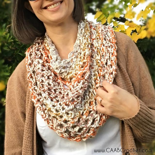 Simple Chains Cowl for Women-cowl1-jpg