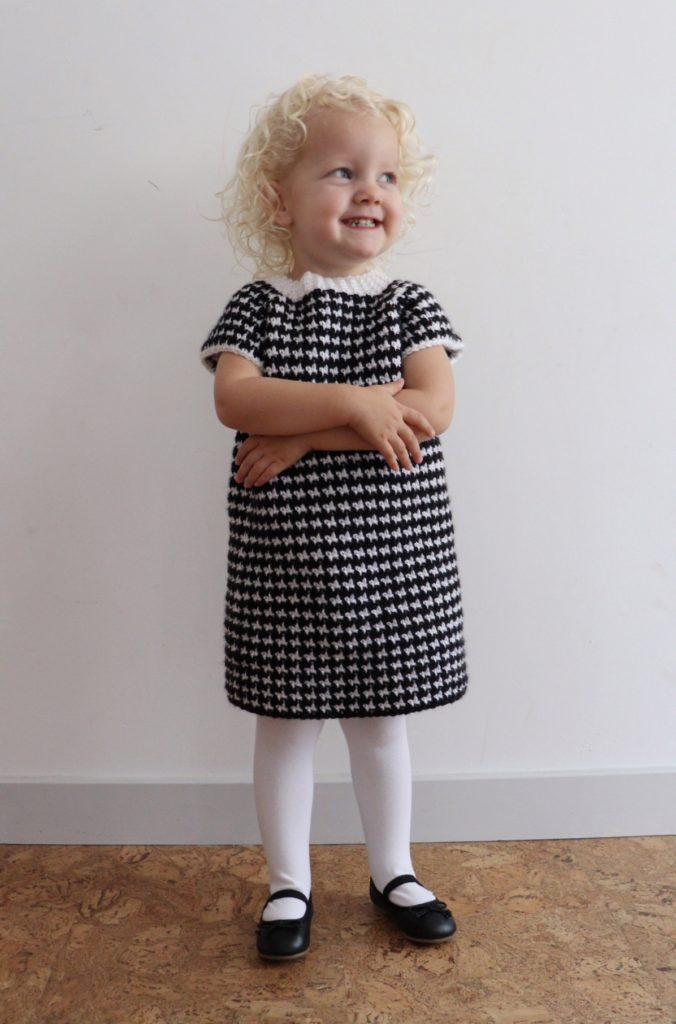 Hounstooth Sweater and Sweater Dress for Girls, 3T also adjustable-dress2-jpg