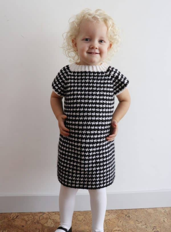 Hounstooth Sweater and Sweater Dress for Girls, 3T also adjustable-dress3-jpg