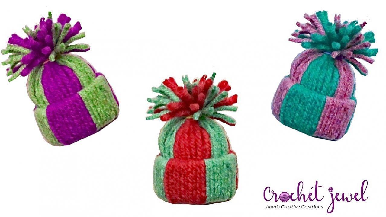 How To Make A Mini Hat Christmas Ornament-maxresdefault-1-jpg