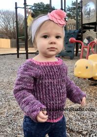 Pryor Creek Jr Sweater for Children, 3 mos to 4 yrs-baby4-jpg