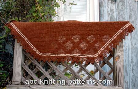 Pretty Striped Shawl for Women-shawl4-jpg