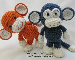 Make Your Own Monkey Free Crochet Pattern (English)-own-monkey-free-crochet-pattern-jpg