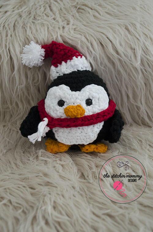 Stuffy Christmas Penguin Free Crochet Pattern (English)-stuffy-christmas-penguin-free-crochet-pattern-jpg