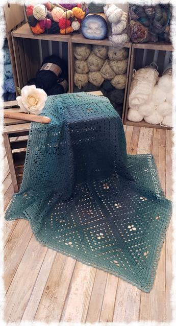 Aidan's Radiating Diamond Blanket, size adjustable-aidan2-jpg