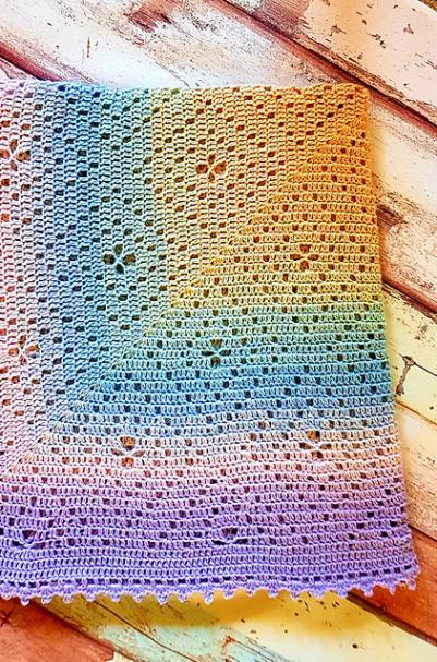 Aidan's Radiating Diamond Blanket, size adjustable-aidan4-jpg