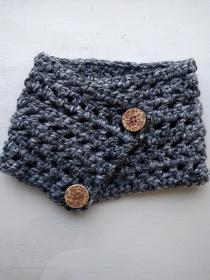 Envelope Button Cowl for Women-cowl1-jpg