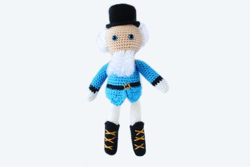 Nutcracker Free Crochet Pattern (English)-nutcracker-free-crochet-pattern-jpg