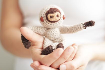 Baby Sloth Amigurumi Free Crochet Pattern (English)-baby-sloth-amigurumi-free-crochet-pattern-jpg