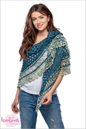 In the Garden Shawl-shawl2-jpg