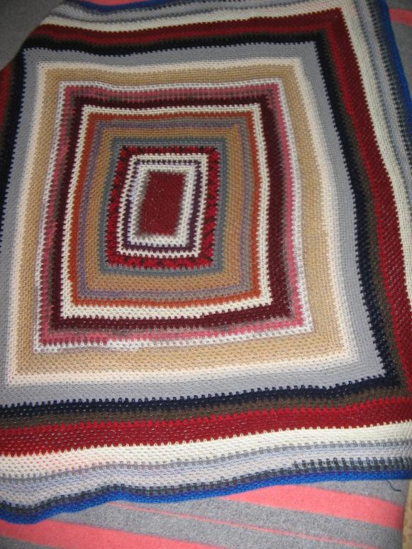 Plaid from the remnants of yarn.-img_0002-jpg