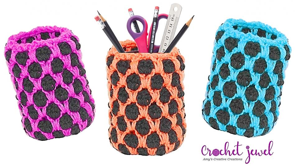 Crochet Pencil Holder tutorial-penc-jpg