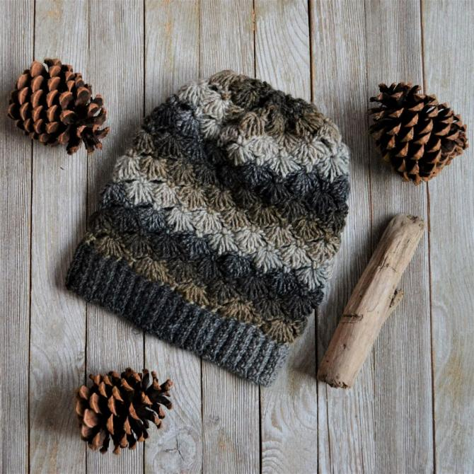 West Coast Winter Hat and Cowl for Women-cowl2-jpg