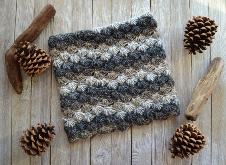West Coast Winter Hat and Cowl for Women-cowl3-jpg